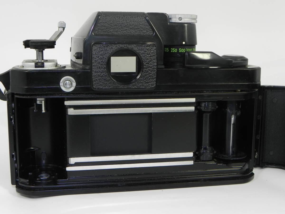 nikon ニコン F2 7747958 + レンズ NIKKOR 50mmF1.4 4251897  希少・美品!_画像10