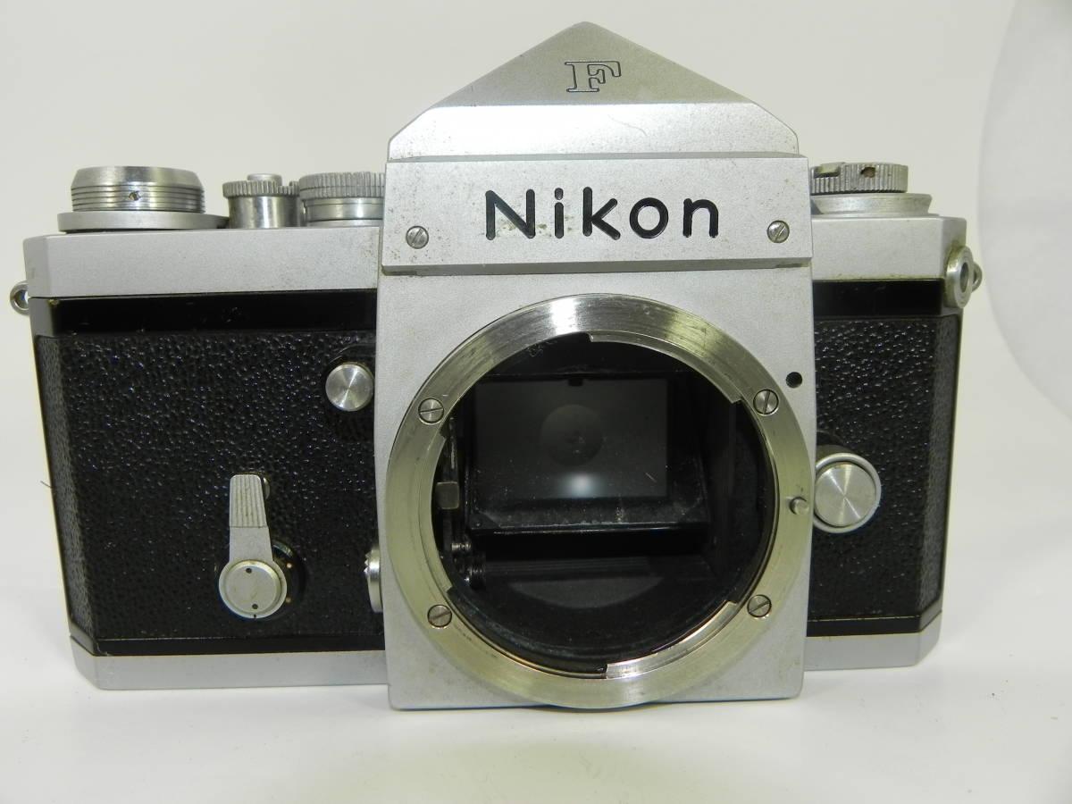 NIKON ニコン F アイレベル 6523104番台 希少 ・ レンズ NIKKORーs 50mmF1.4  850020 往年の名機 希少・美品!_画像10