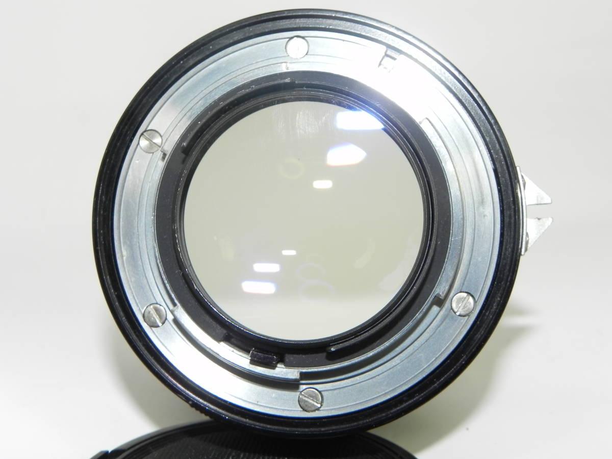 NIKON ニコン F アイレベル 6523104番台 希少 ・ レンズ NIKKORーs 50mmF1.4  850020 往年の名機 希少・美品!_画像4