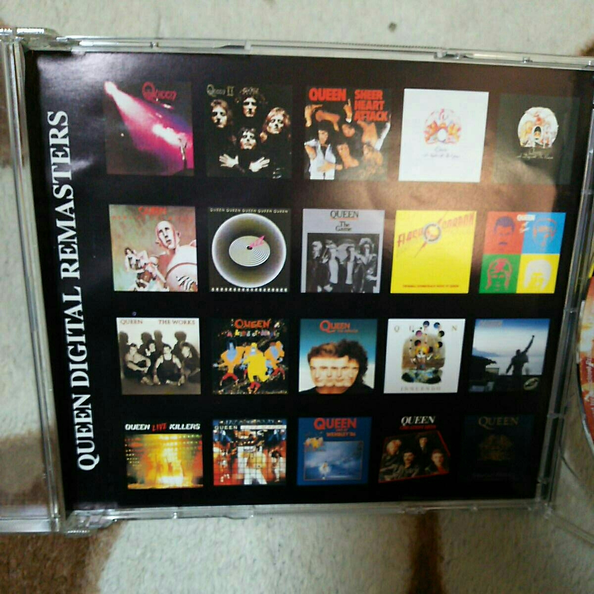 Queen/Live Killers クイーン/ライヴ・キラーズ 国内盤 2枚組 CD 帯付き リマスター_画像9