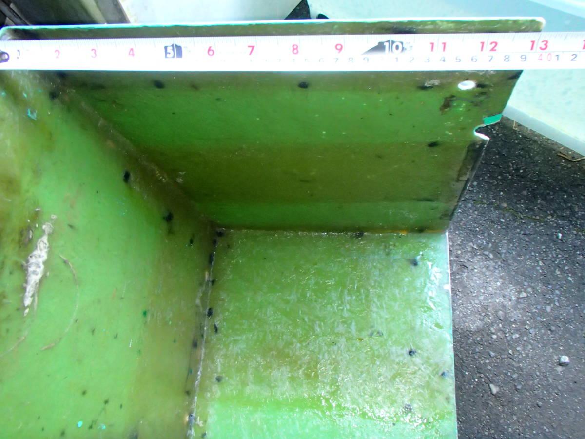 frp レーダー gps 魚探 ホンデックス フルノ ローランス ヤンマー プロッター 魚群探知機 無線 モニター コンパス 計器 箱 流用 どうぞ!_画像1