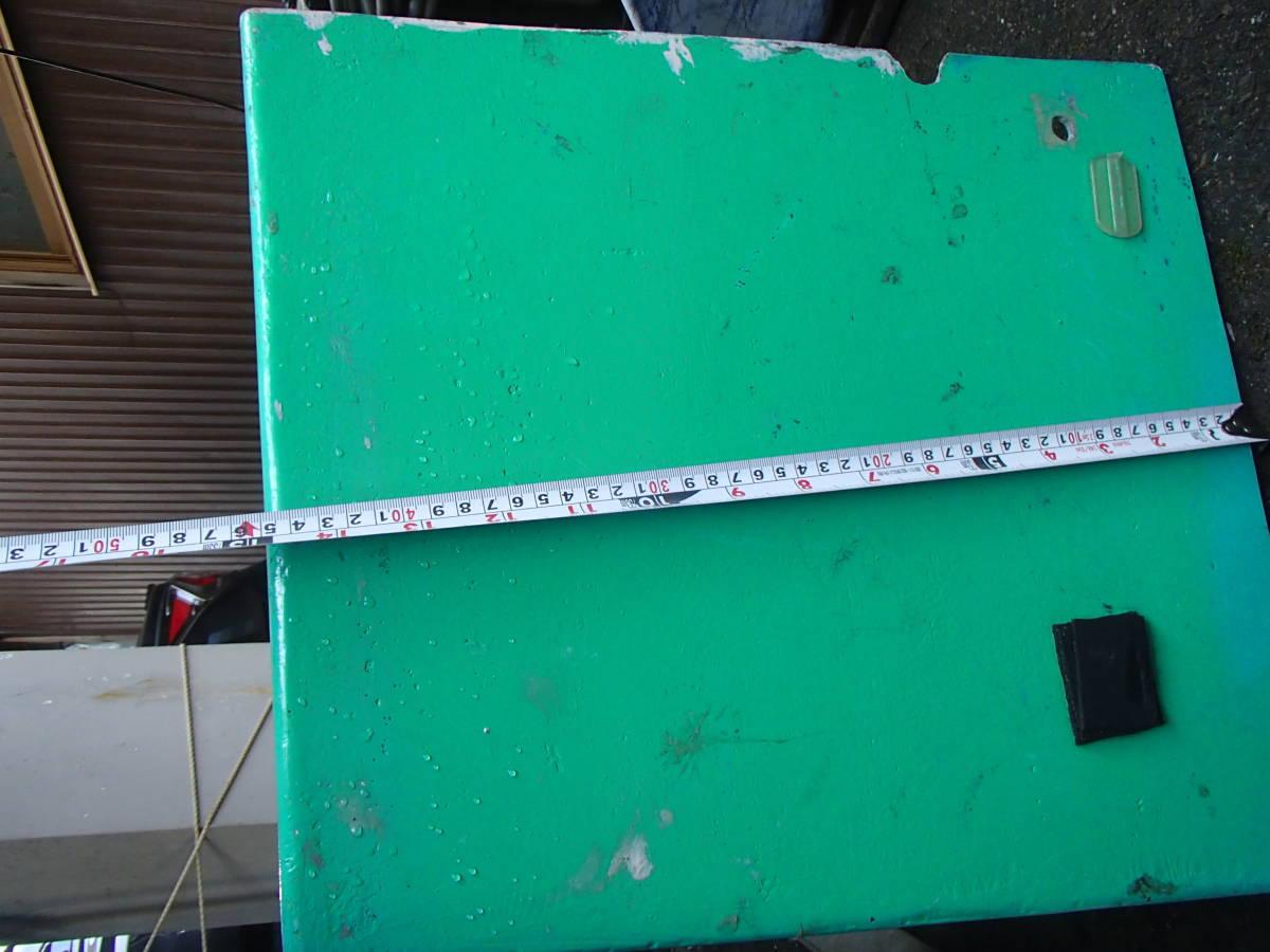 frp レーダー gps 魚探 ホンデックス フルノ ローランス ヤンマー プロッター 魚群探知機 無線 モニター コンパス 計器 箱 流用 どうぞ!_画像8