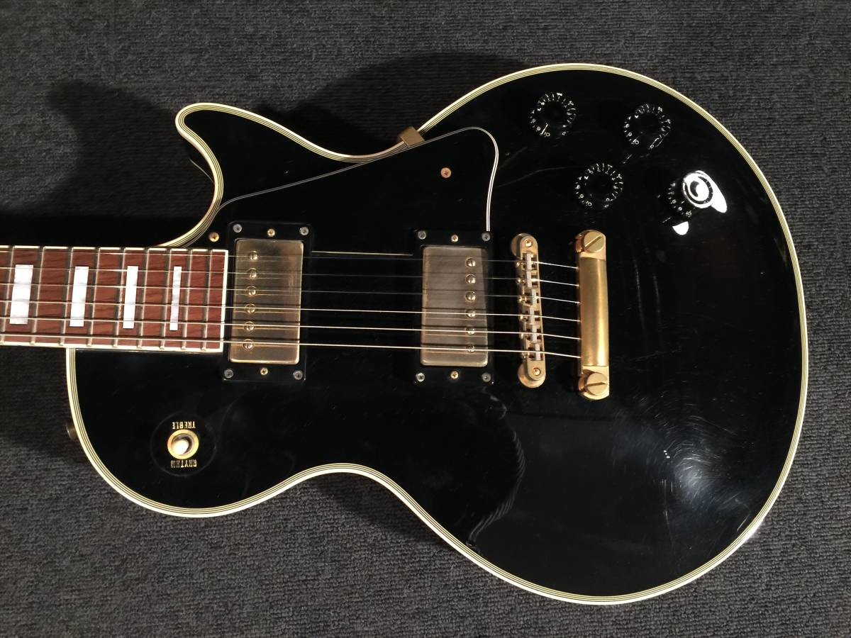 Epiphone JAPAN LPC-80 No.118318 MADE IN JAPAN_画像2
