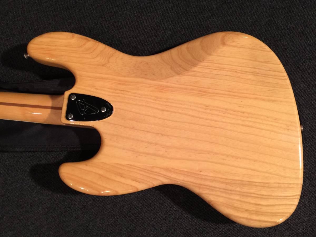 Fender Japan JB75-90US NAT/M No.082015 MADE IN JAPAN 軽いアッシュ!!_画像4