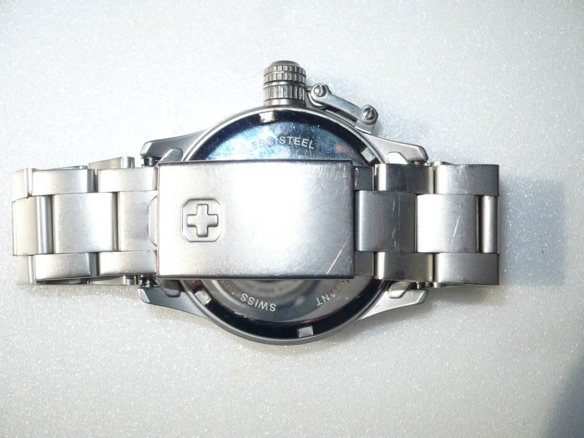 ★SWISS MILITARY HANOWA ML-370 CLASSIC腕時計★_画像5