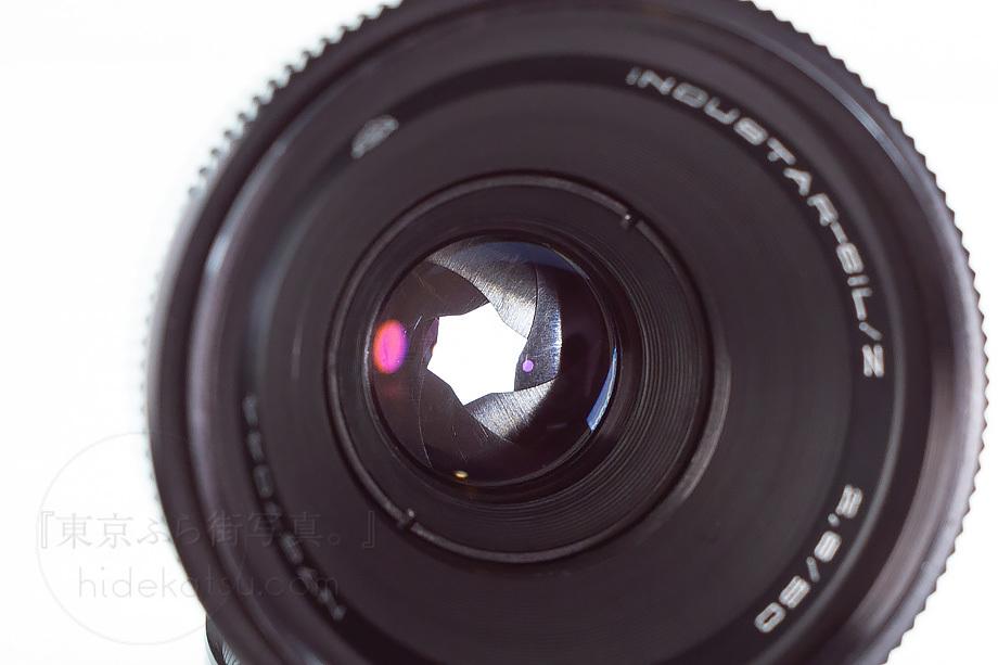星ボケのインダスター【分解清掃済み・撮影チェック済み】 Industar-61 L/Z 50mm F2.8 M42 各社用マウントアダプタ選べます_25i_画像6