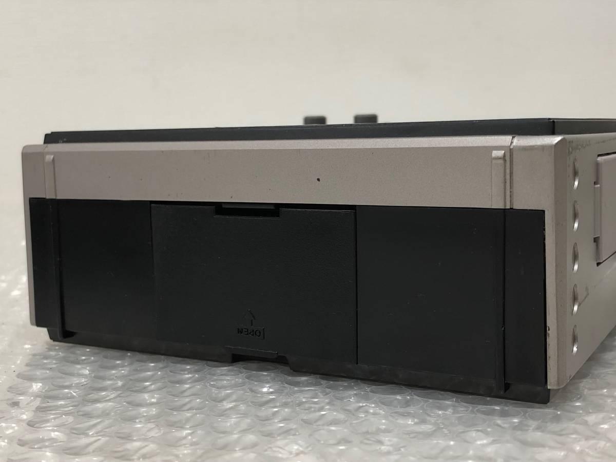A0410【SONY】3バンドラジオ スカイセンサー ICF-5500 ACアダプター付_画像7