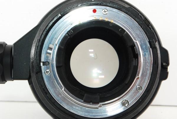 d19s 動作良好 SIGMA AF ZOOM 70-210mm F2.8 APO 距離計付き シグマ Nikon用 ニコン 現状お渡し 送料無料 動作確認済み_画像9
