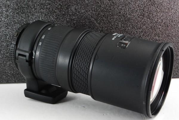 d19s 動作良好 SIGMA AF ZOOM 70-210mm F2.8 APO 距離計付き シグマ Nikon用 ニコン 現状お渡し 送料無料 動作確認済み_画像4