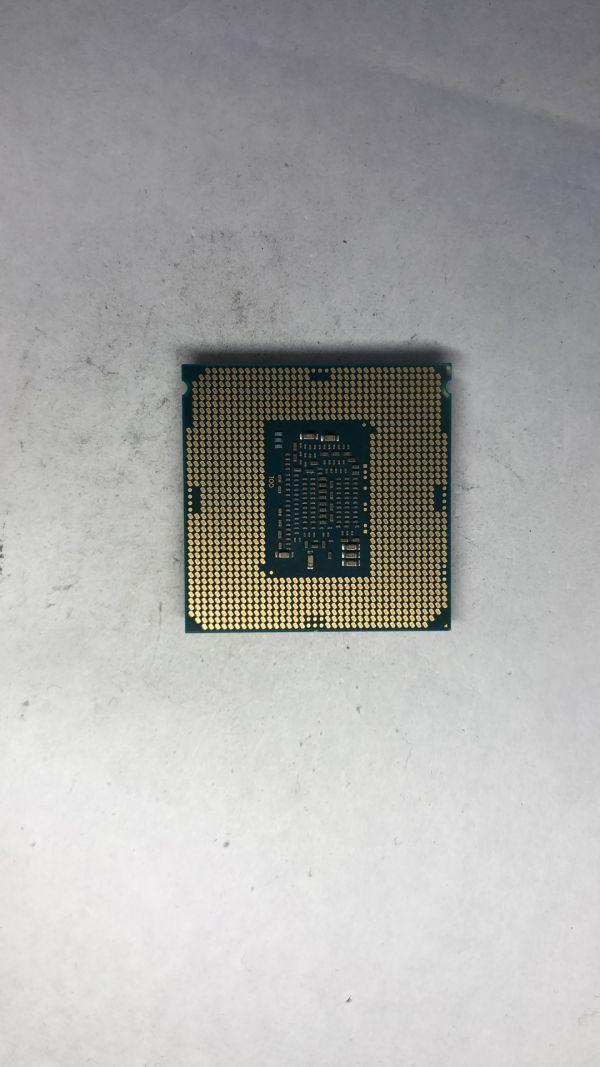 CPU Intel i7-6700K SR2L0 4.0Ghz LGA1151ジャンク_画像2