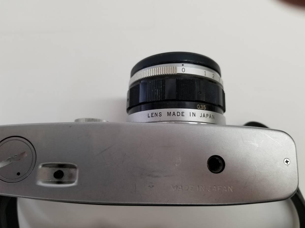 オリンパス OLYMPUS PEN-FT F.Zuiko Auto-S f-38mm 1:1.8 一眼レフカメラ_画像4