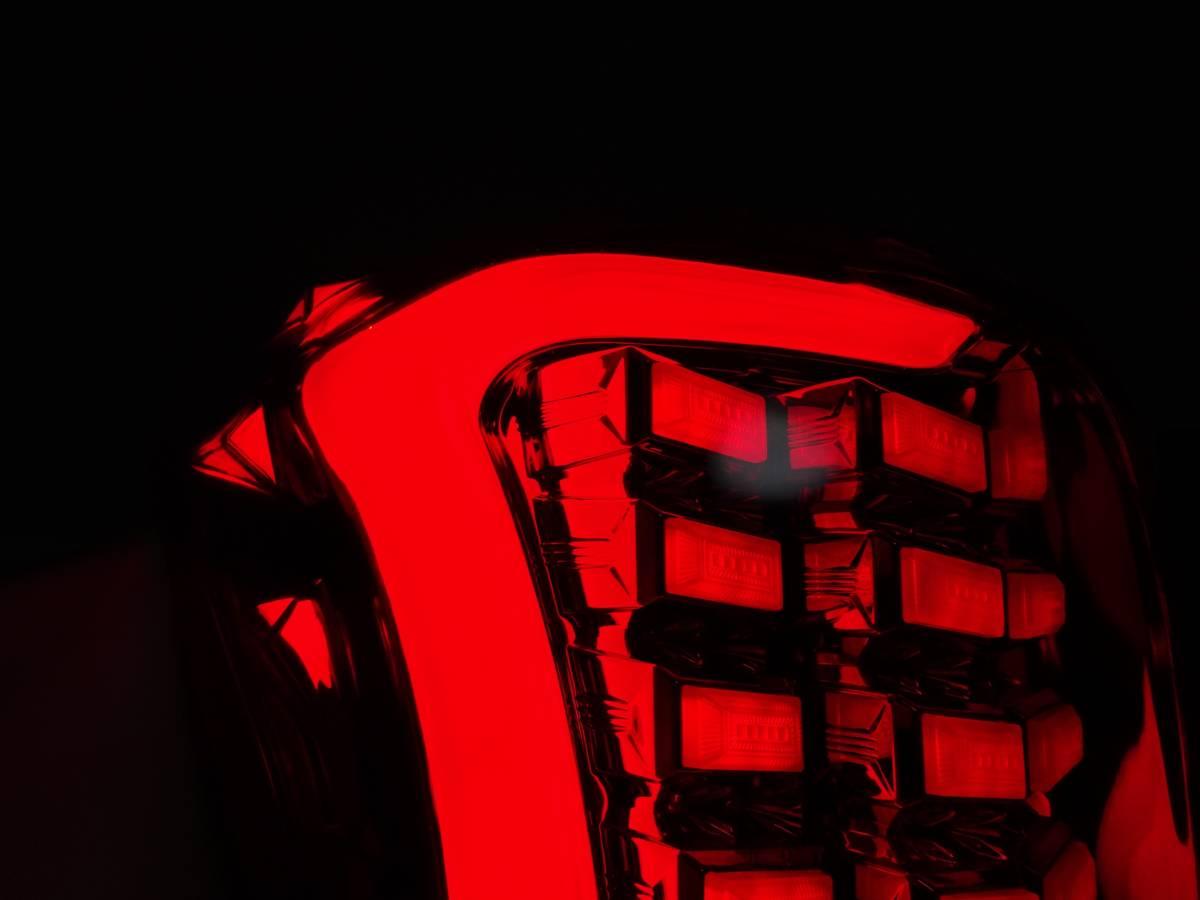 点灯確認済 フォレスター SJ5 SJG COLIN コーリン シャレード フルLEDテールレンズ テールランプ テールライト 左右 アクリル _画像4