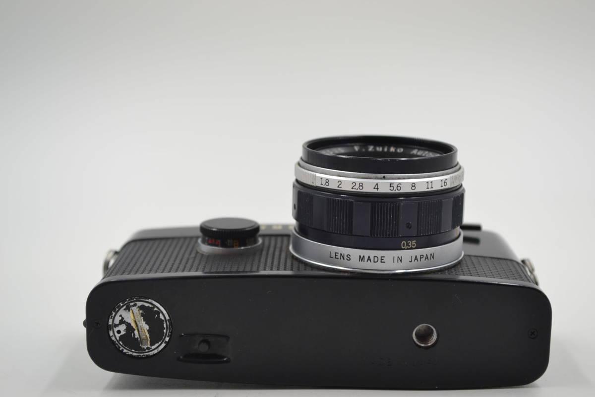 オリンパス Olympus Pen-FT Blackフィルムカメラ ヤ30_画像7