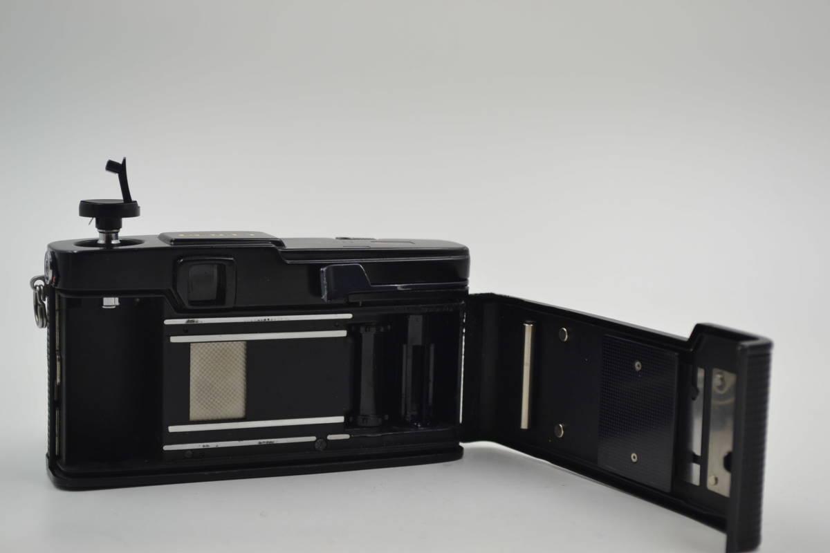 オリンパス Olympus Pen-FT Blackフィルムカメラ ヤ30_画像8