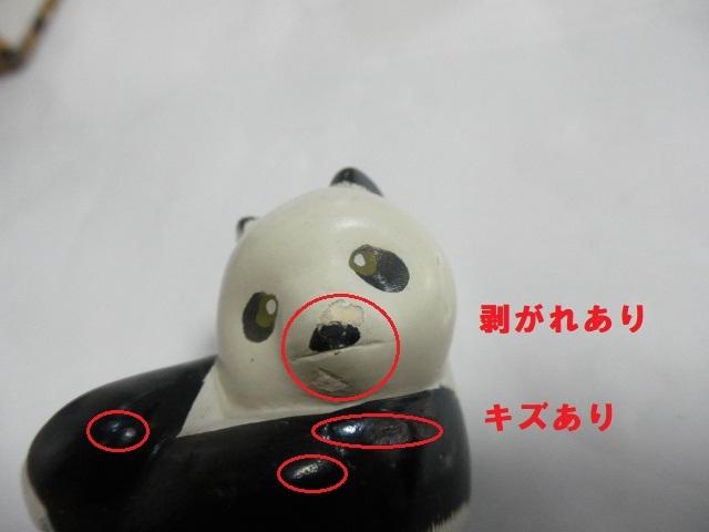 @@@ 中国パンダ パンダ 可愛いパンダ インテリア 雑貨 癒しの飾り物 レトロ調 陶器 小物 置物 人形 定形外500円_画像5