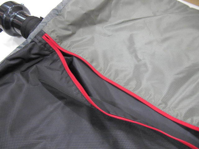 新品 衣類 エアウォッシャー AQUA AHW-SR1 グロリアスグレー水を使わず空気(オゾン)で洗う(除菌・消臭) 衣類 洗濯機 機能特化型_画像4