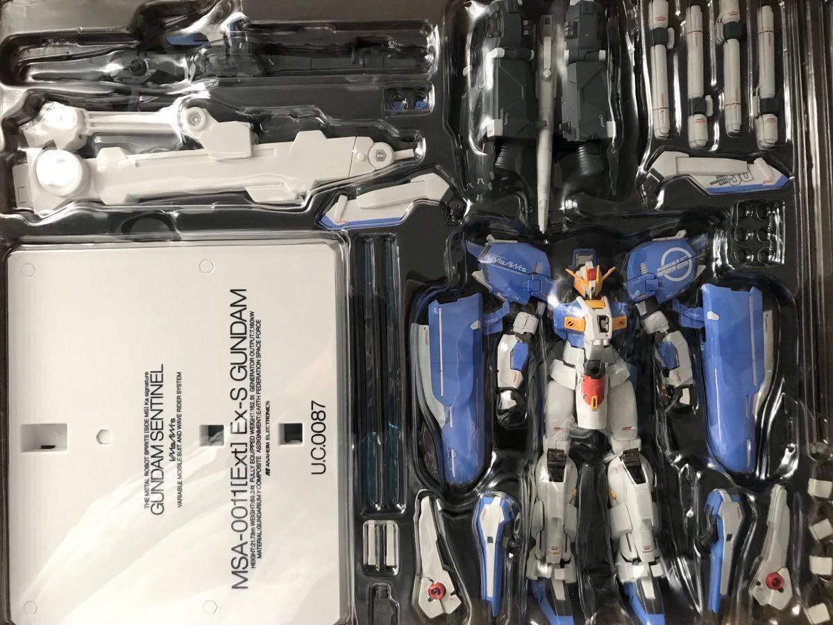 【開封美品 】バンダイ METAL ROBOT魂 (Ka signature) Ex-Sガンダム_画像2