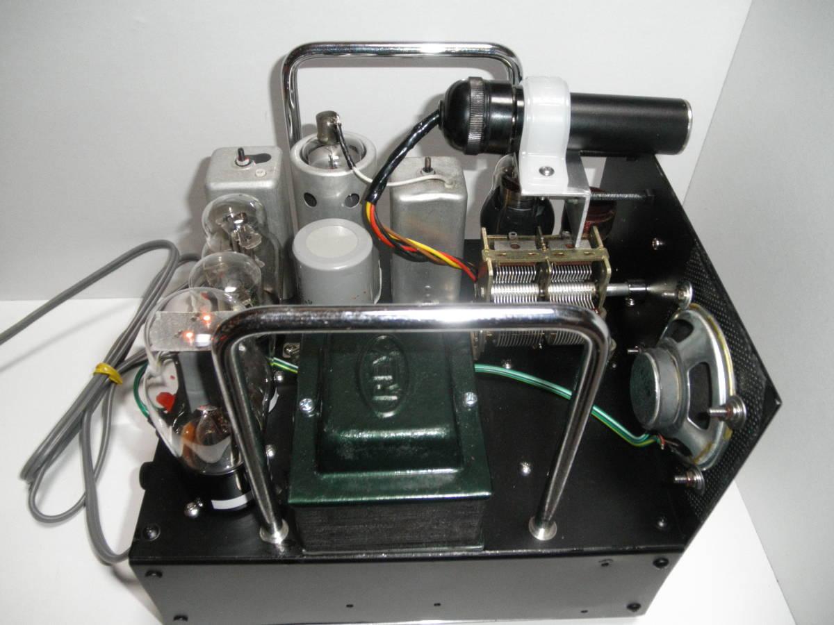 ***ジャンクで作った真空管ラジオ・5球スーパーヘテロダイン_画像5