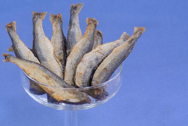 焼き飛魚(頭無し,わた無し)(おまとめ150g×2p)お値打ち!おつまみ飛魚(珍味あご)♪丸ごと全部召し上がれ… 【送料込】_焼かずに召し上がれる珍味焼き飛び魚!