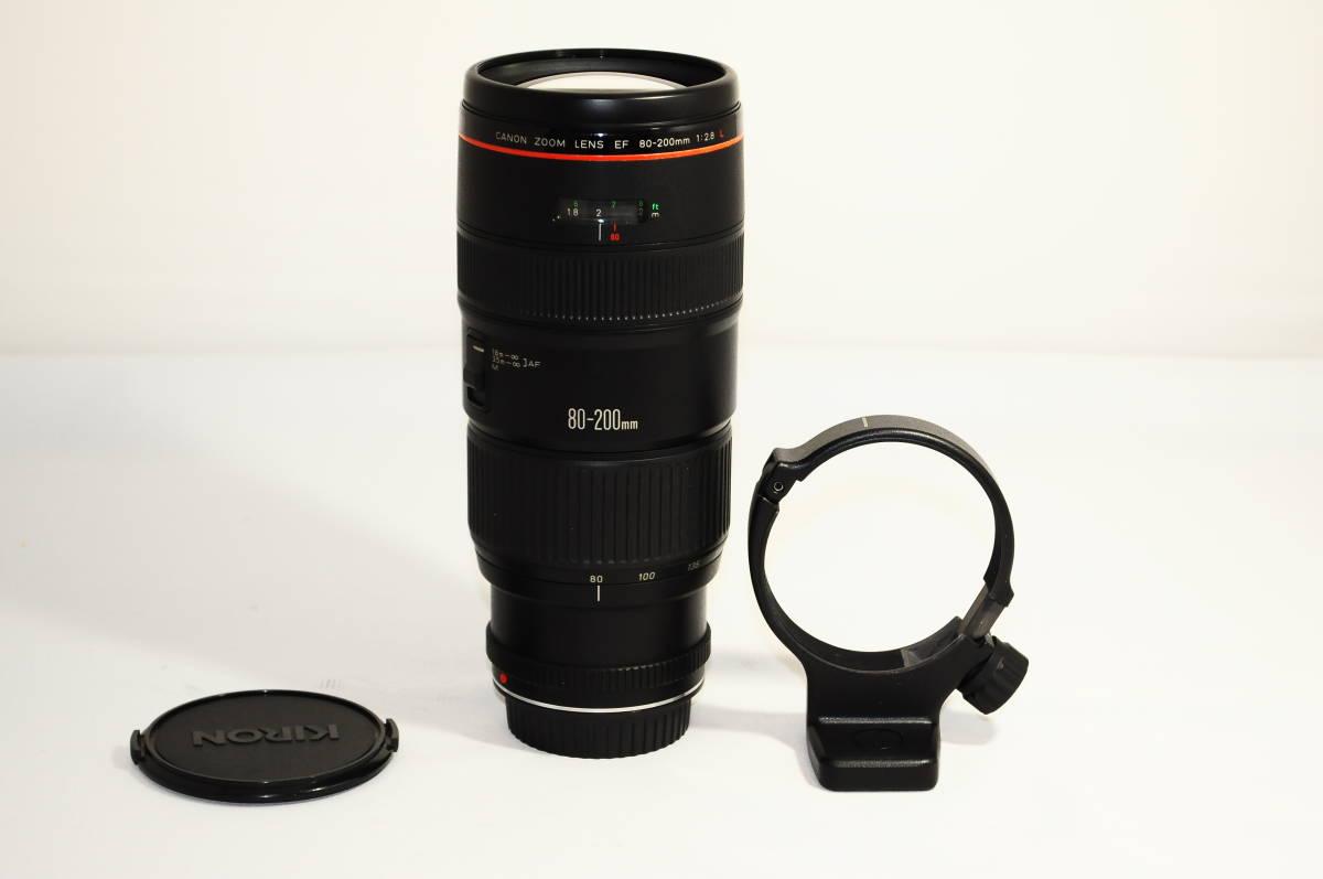 新品同様品 Canon キヤノン EF 80-200mm F2.8L