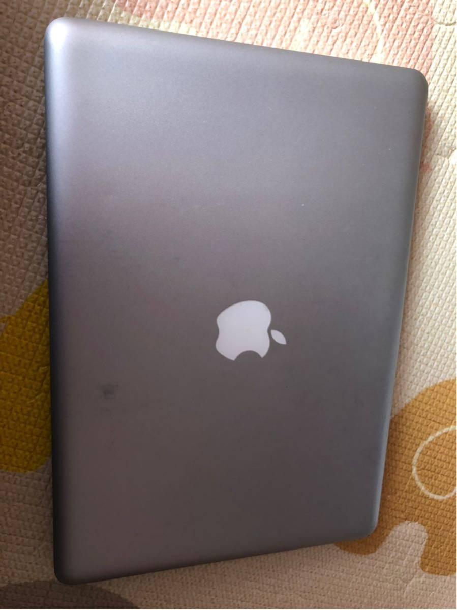 ジャンク品 Apple MacBook A1278 2008 _画像3