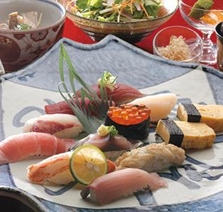◆寿司◆東京 銀座 すし嘉 ランチペア 2名様◆リンベル グルメご招待カード◆_画像1