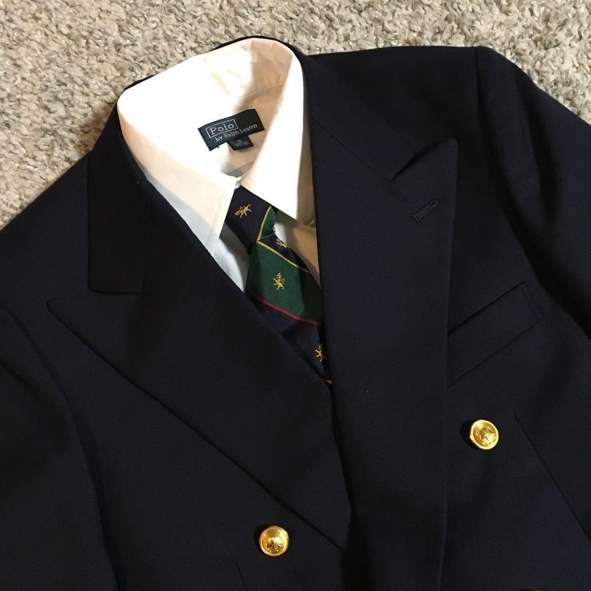 078c680bb4c90 代購代標第一品牌- 樂淘letao - ラルフローレン160cm フォーマルスーツ一式セット一度着の美品♪ 卒業式入学式結婚式などRalph  Lauren 男の子シャツは新品です♪