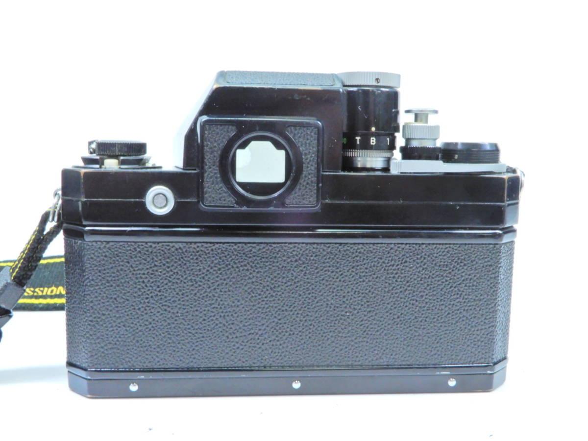 NIKON ニコン F フォトミック レンズ NIKKOR-S AUTO 50mm 1:1.4 シャッター確認済み 一眼レフカメラ ブラックボディ マニュアルフォーカス_画像2