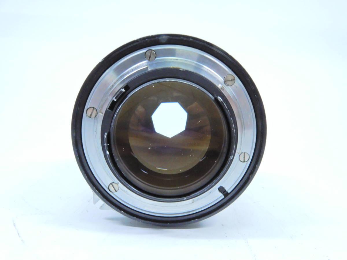 NIKON ニコン F フォトミック レンズ NIKKOR-S AUTO 50mm 1:1.4 シャッター確認済み 一眼レフカメラ ブラックボディ マニュアルフォーカス_画像9