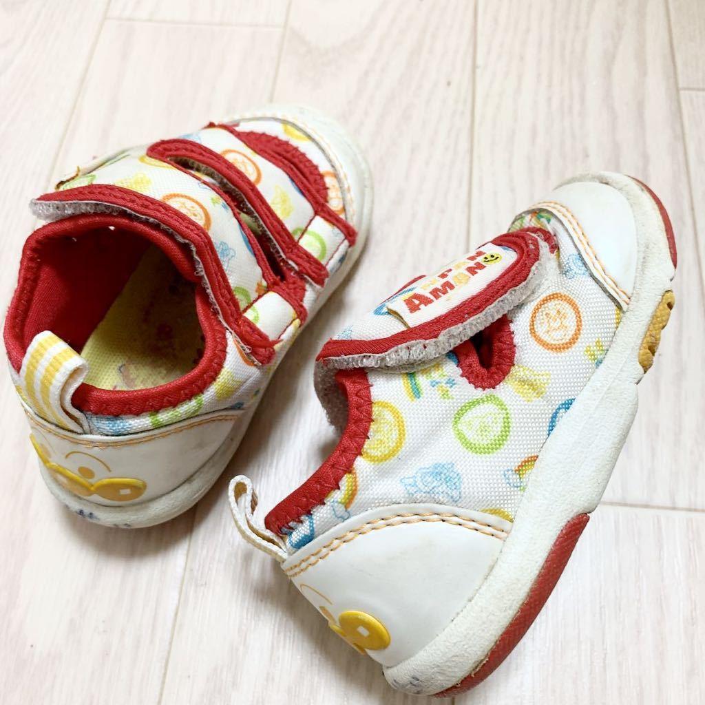 cb849ca0e7d3e 代購代標第一品牌- 樂淘letao - ベビーシューズ12センチ12.5センチ13センチまとめて沢山ファーストシューズcarrot  アンパンマン新幹線赤ちゃん靴4足セット