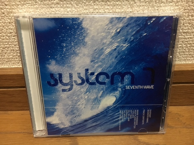 System7 Seventh Wave テクノ トランス アンビエント 名盤 国内盤 GONG Steve Hillage ORB Derrick May CARL CRAIG ROVO Sun Electric KLF_画像1