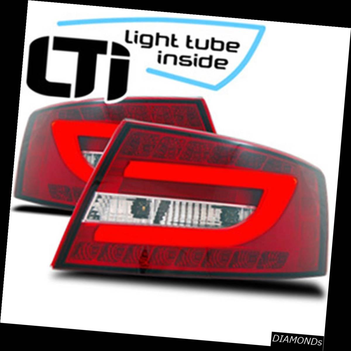 USテールライト アウディA6 4F C6セダン2004-2008 LED_画像2