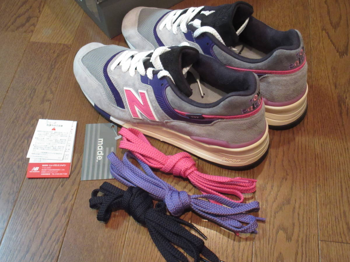 online store 31c23 114f9 New Balance x KITH x UNITED ARROWS & SONS 997 ( search New ...