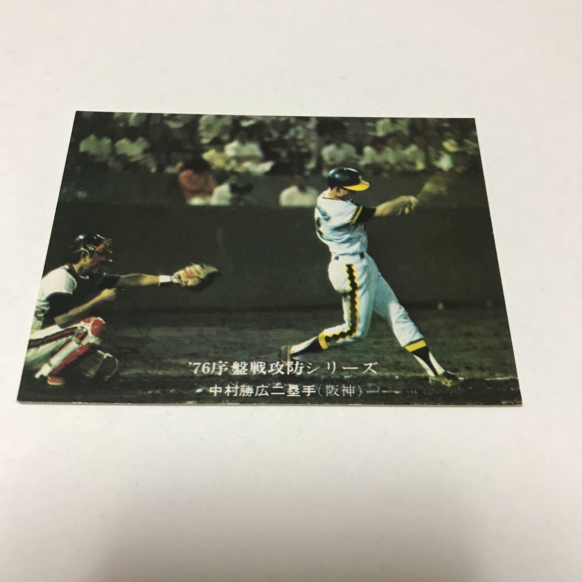 1976年の阪神タイガース