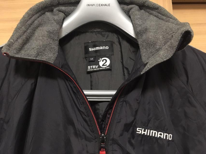 シマノ ライトウェイトサーマルスーツ 使用数回の美品です。 サイズM 春釣りから秋釣りにオススメです。