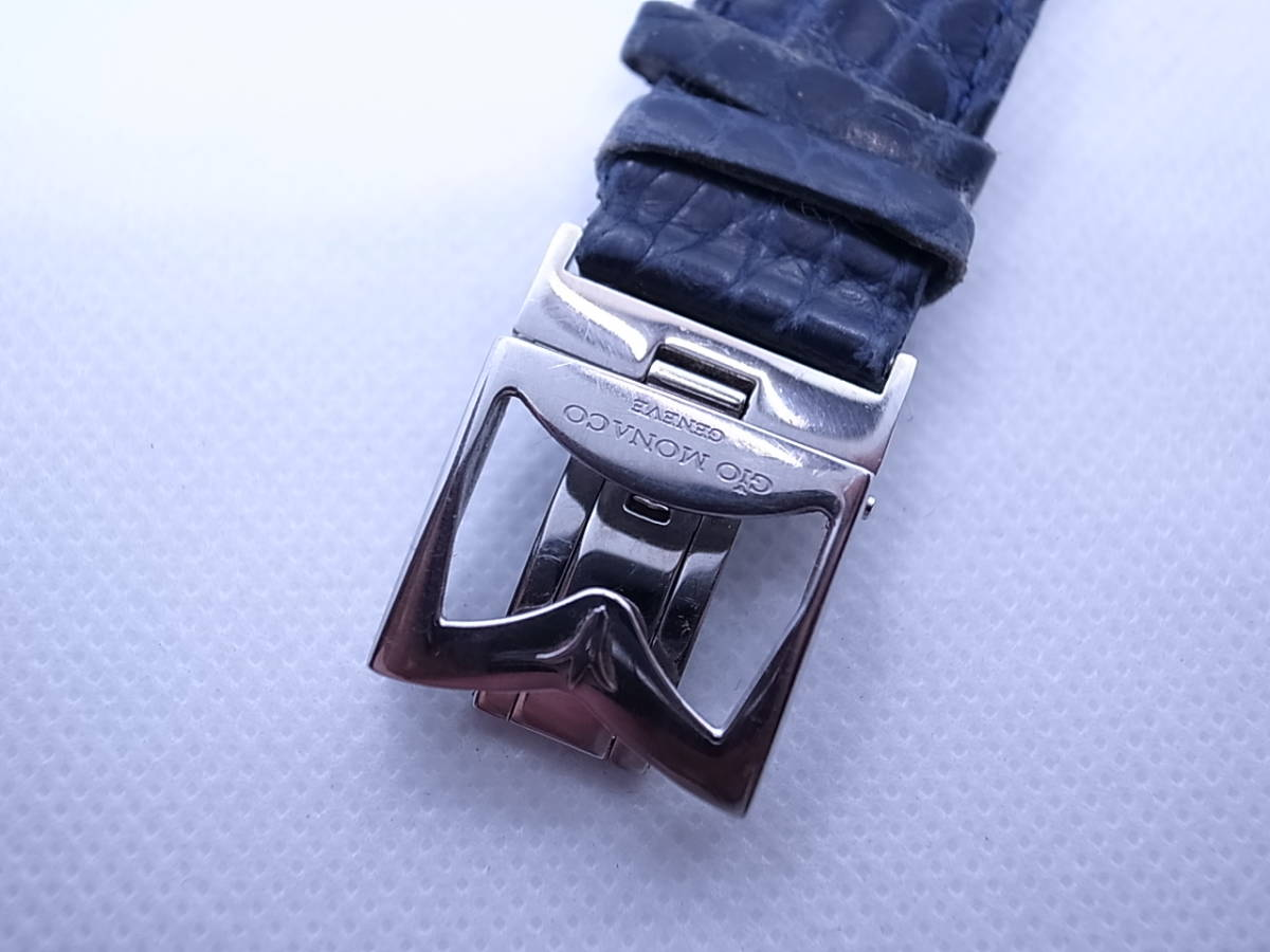 ◆◇ジオモナコ GIO MONACO ジオポリス 325/350 自動巻き メンズ腕時計◇◆_画像7