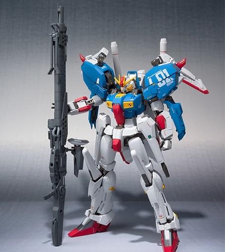 ★【新品】 METAL ROBOT魂 ( Ka signature ) Sガンダム & ブースターユニット セット ガンダムセンチネル