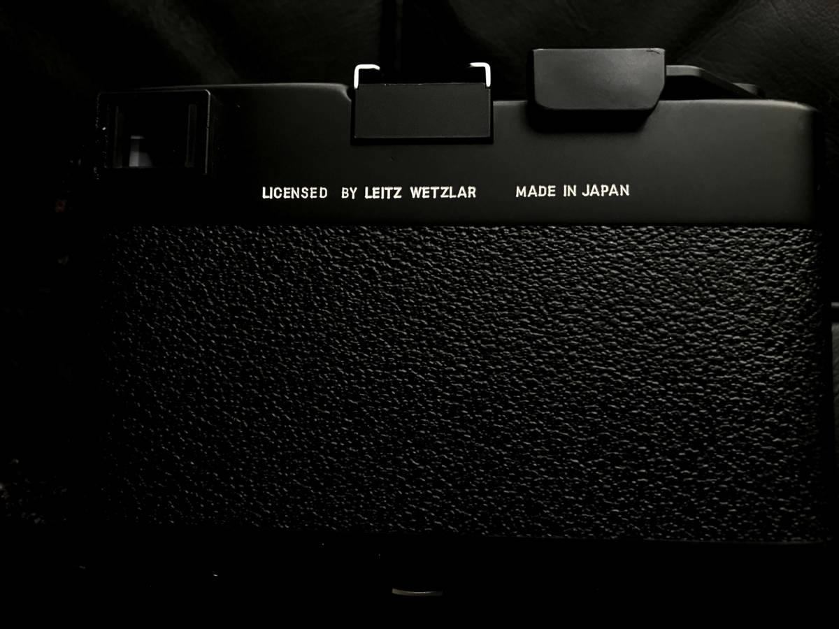 美品 LEITZ MINOLTA CL / No.1037652 M-ROKKOR 1:2 f=40mm/防湿庫保管/良品  Leica フィルター付き_画像7