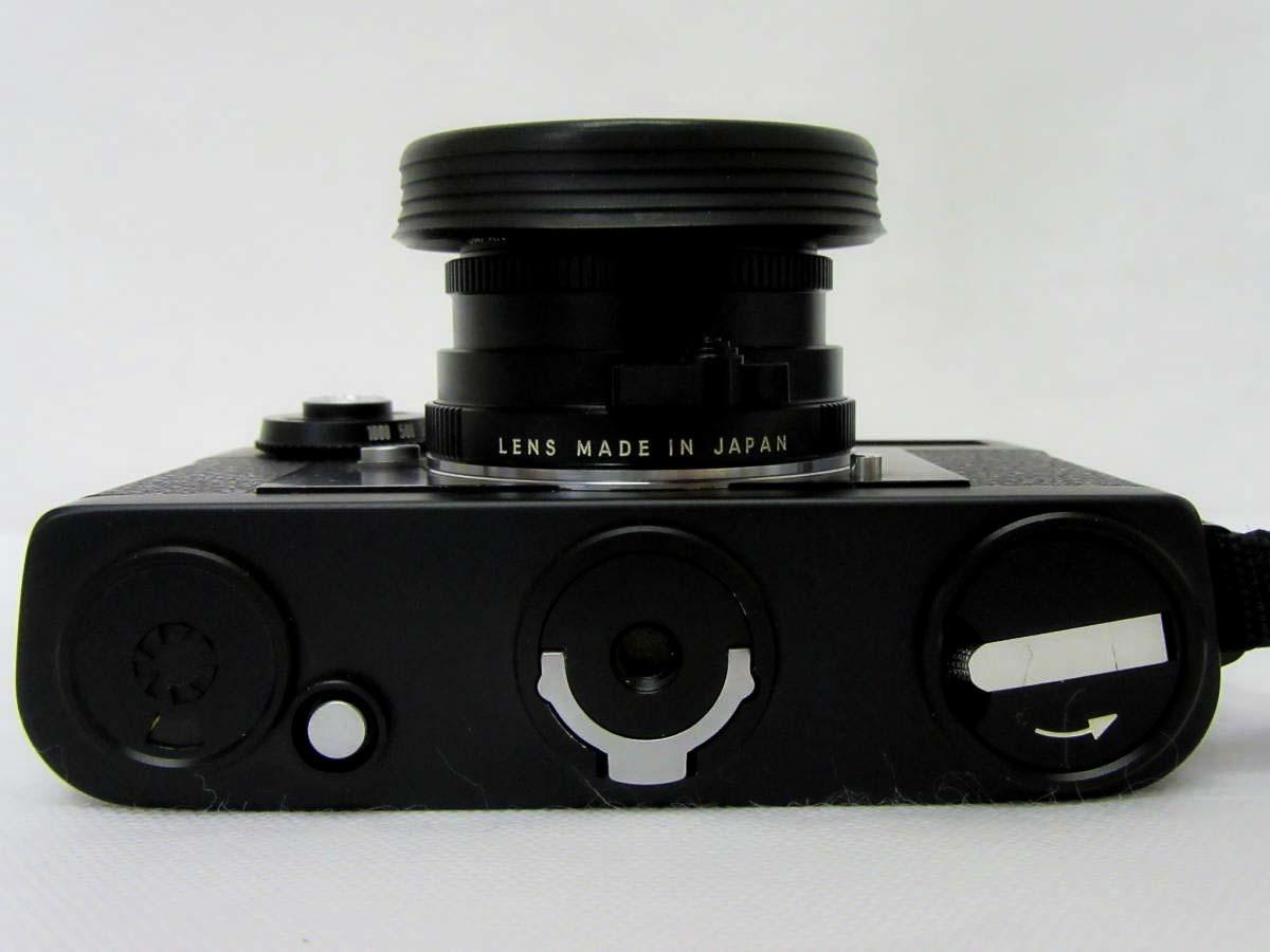 美品 LEITZ MINOLTA CL / No.1037652 M-ROKKOR 1:2 f=40mm/防湿庫保管/良品  Leica フィルター付き_画像9