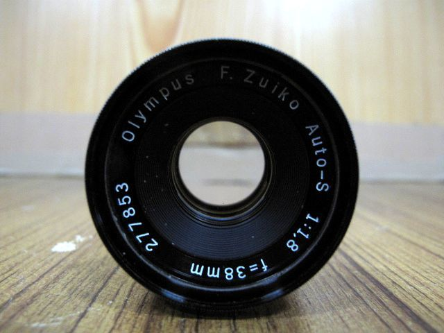 ■オリンパス PEN FT■**F.Zuiko AUTO-S 1:1.8 f=38mm**236_画像7