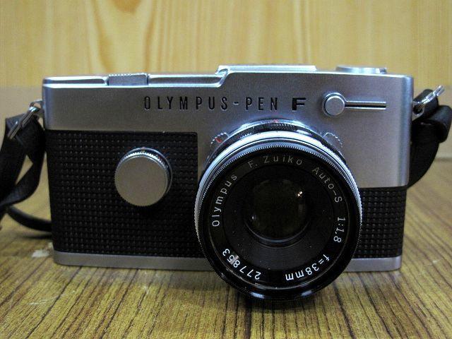 ■オリンパス PEN FT■**F.Zuiko AUTO-S 1:1.8 f=38mm**236_画像2