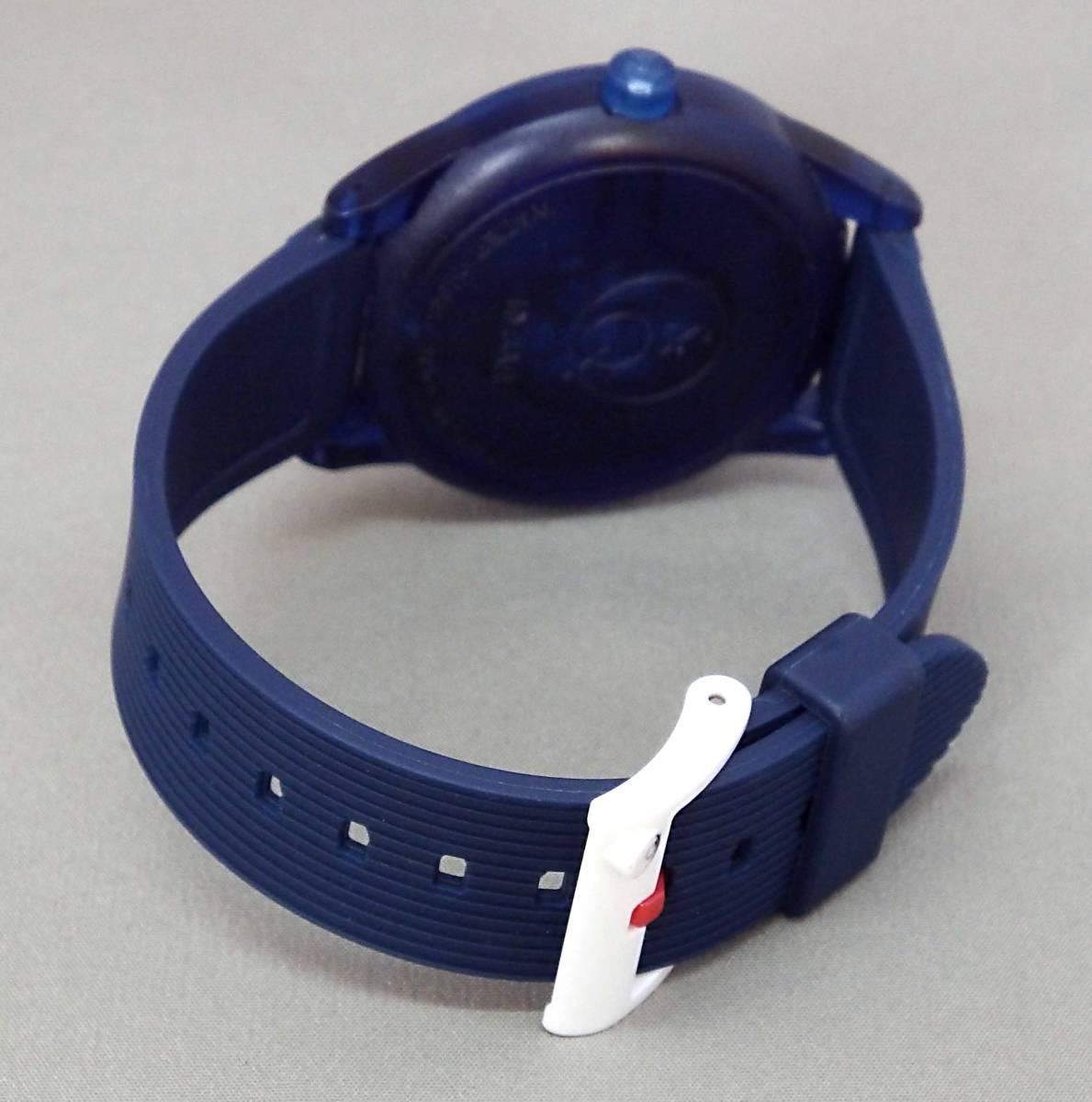 EU-9612■Q&Q SmileSolar メンズ腕時計 3針 ソーラー 丸型 中古_画像3