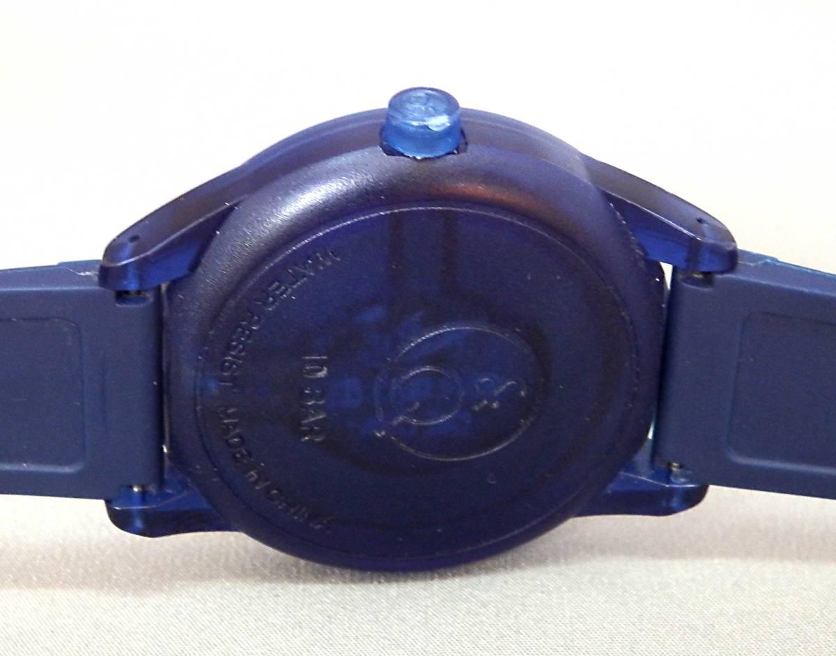 EU-9612■Q&Q SmileSolar メンズ腕時計 3針 ソーラー 丸型 中古_画像4