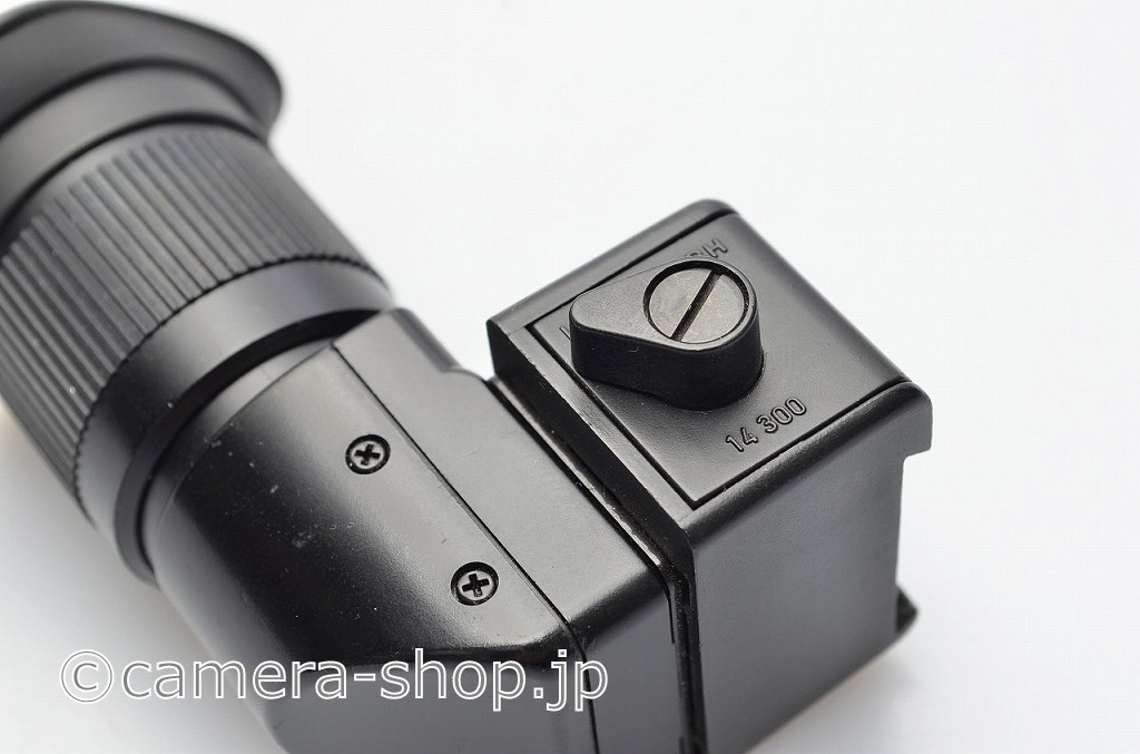 Leica angle viewfinder 14300 for LEICA R LEICAFLEX SL2 ライツ アングルビューファインダー_画像3