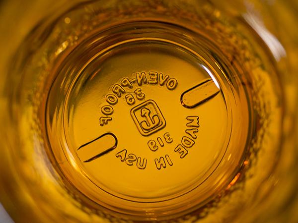 ミント! ファイヤーキング マグ キンバリー アンバー スタッキング 耐熱 コーヒー ココア グラス カップ_画像4