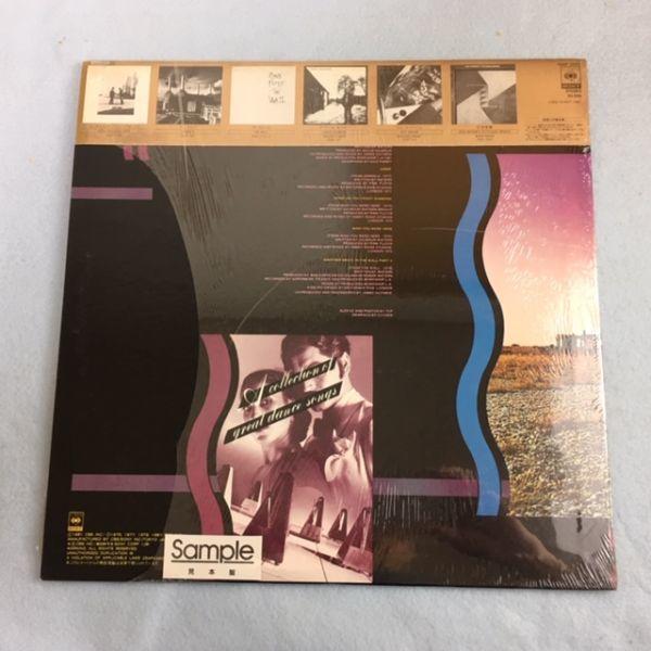 【プロモ】ピンク・フロイド / 時空の舞踏【シュリンク・帯付きLP】Pink Floyd / A Collection Of Great Dance Songs_画像3