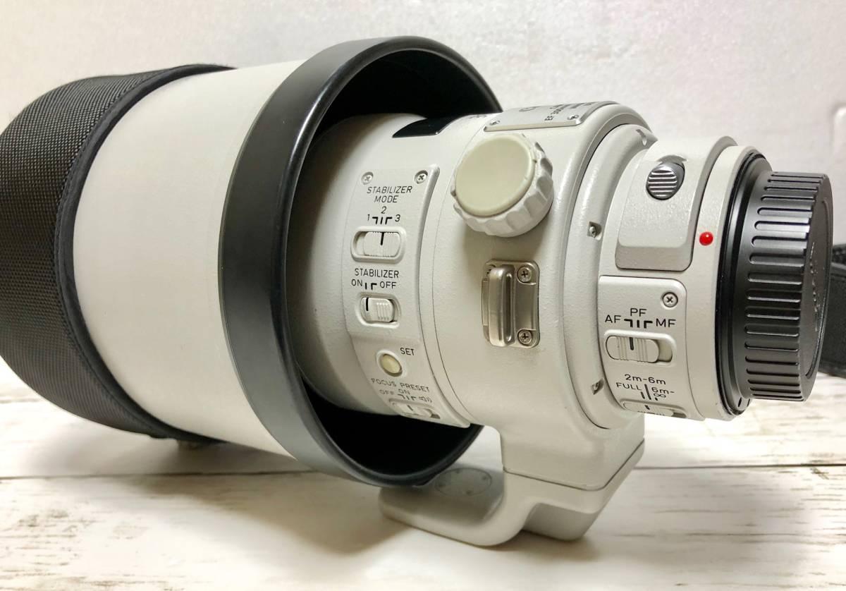 キャノン Canon EF 300mm F2.8 L IS Ⅱ USM
