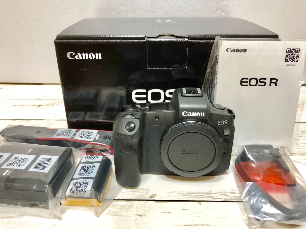 《超美品》 キャノン Canon EOS R ボディ