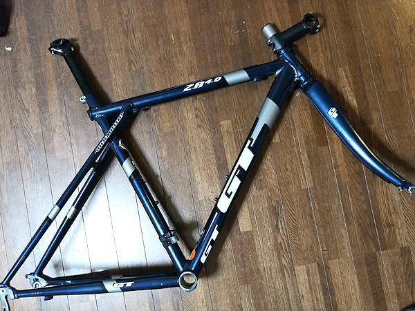 代購代標第一品牌 樂淘letao Gt Zr4 0 ロードバイク48cmサイズアルミホリゾンタル