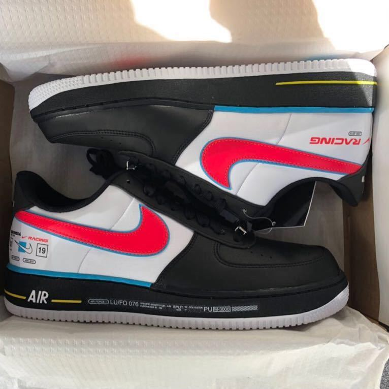 check out 00e76 9b1c5 代購代標第一品牌- 樂淘letao - 相談可28.0cm NIKE AIR FORCE 1 07 QS RACING STYLE US10  ナイキエアフォース1